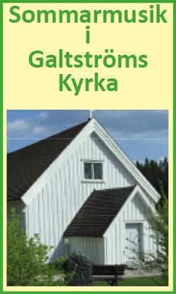 Sommarmusik i Galtström ka