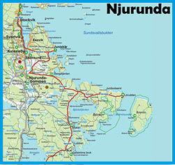 Infotavla Njurunda