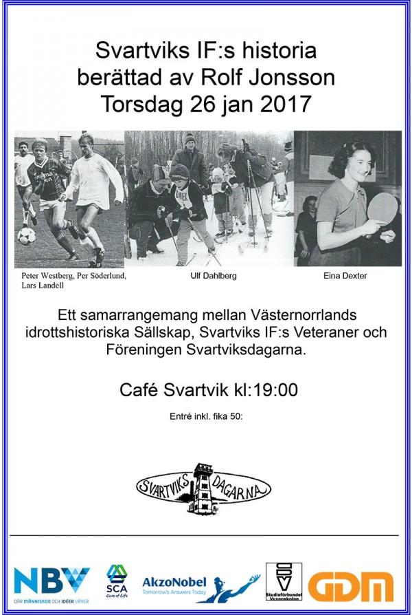 affisch Rolf jonsson jan 2017